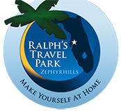 Ralph's Travel Park Logo