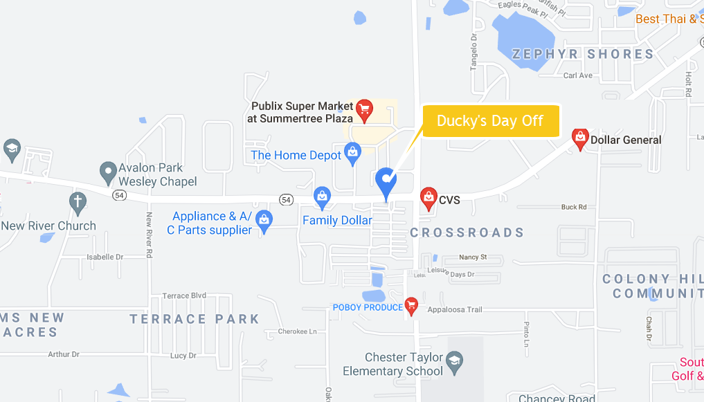 Location & Attractions - Ducky's Day Off RV Park 3